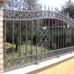 recinzioni in ferro roma